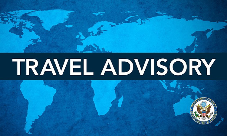 Travel Advisory Update  U.S. Embassy in Serbia