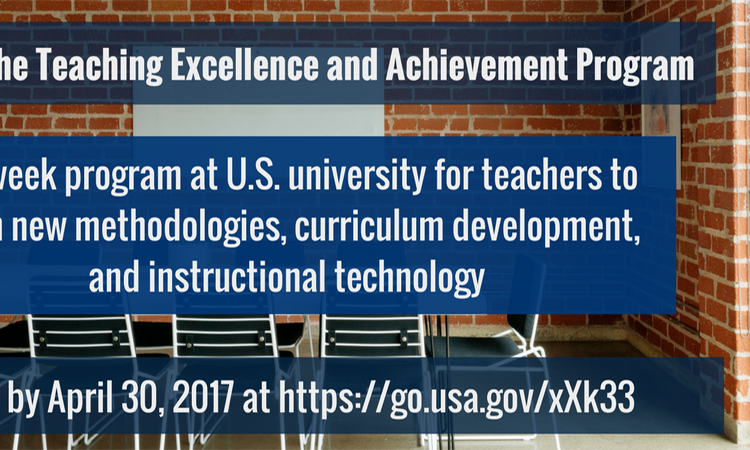 Teaching Excellence and Achievement Program TEA