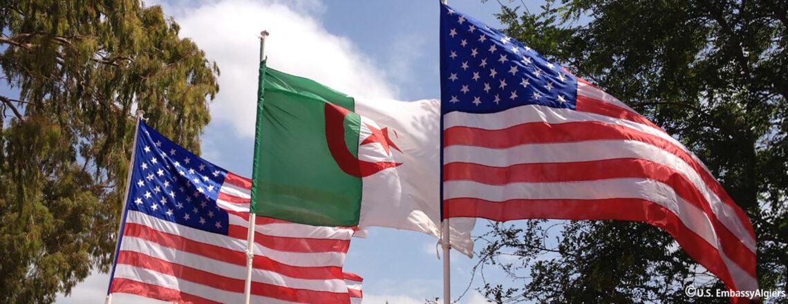 الولايات المتحدة تتبرع بمليوني دولار للمساعدة في محاربة كوفيد-19 في الجزائر