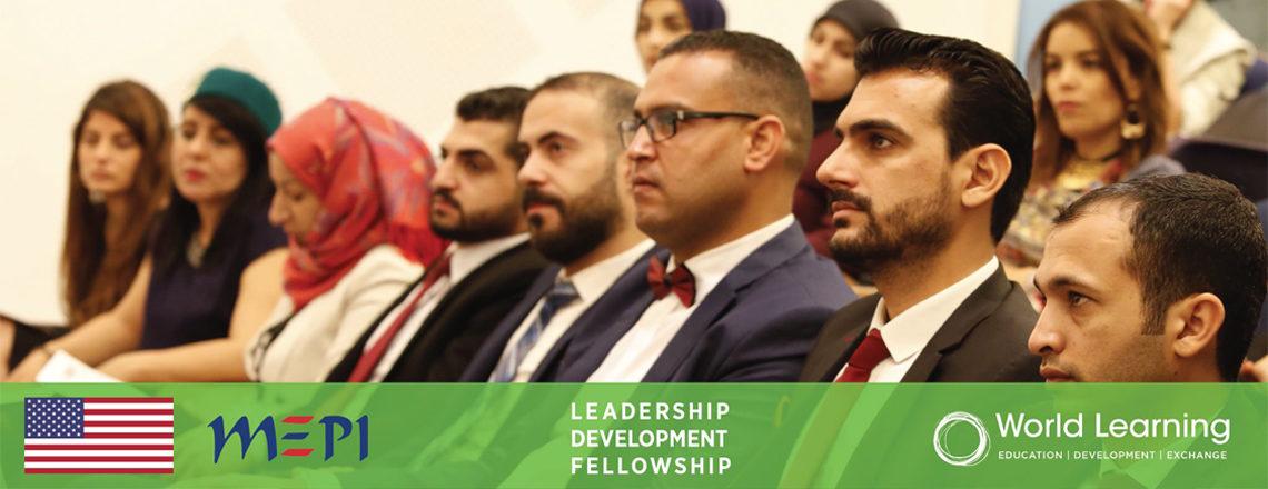 U.S. Embassy Algiers' MEPI Leadership Development Fellowship Recruitment
