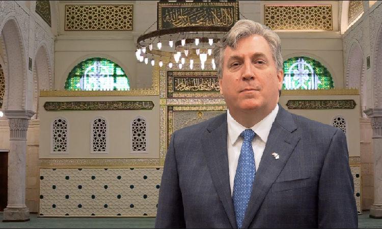 جون ديروشر - السفير الأمريكي لدى الجزائر
