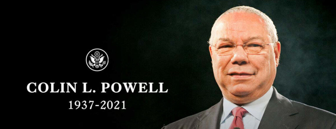 Proclamation on the Death of General Colin Powell