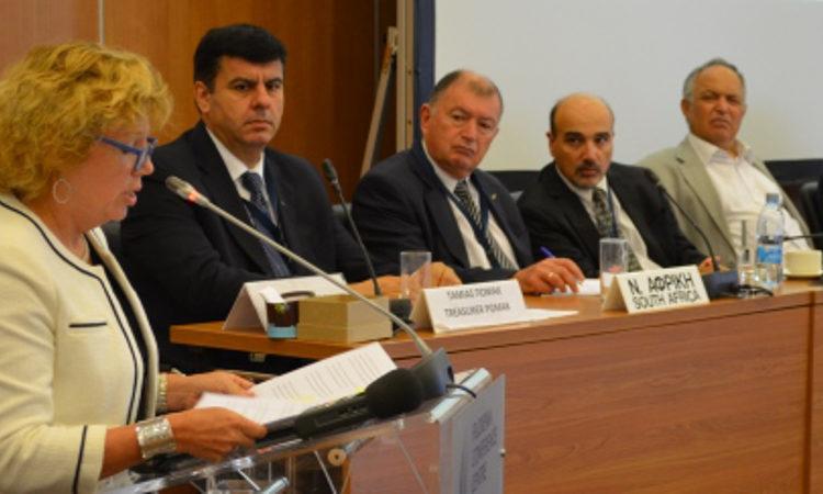 Ambassador Doherty at PSEKA