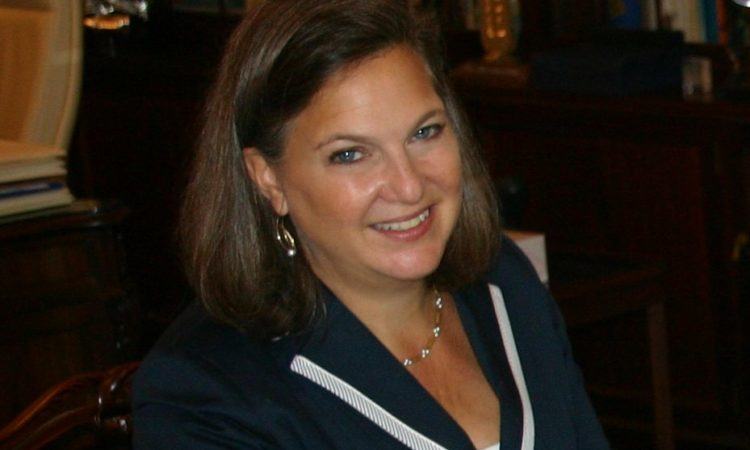 Assistant Secretary Nuland during her visit to Cyprus, September 2015