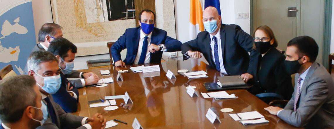 Assistant Secretary Cooper's Travel to Cyprus