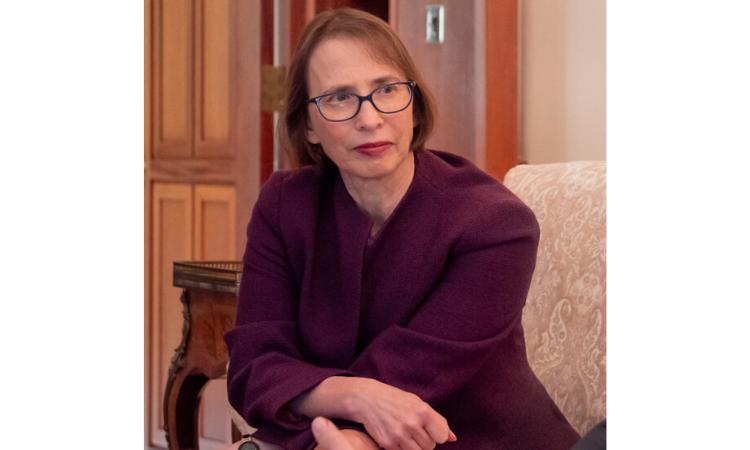 U.S. Ambassador to Cyprus, Judith Garber