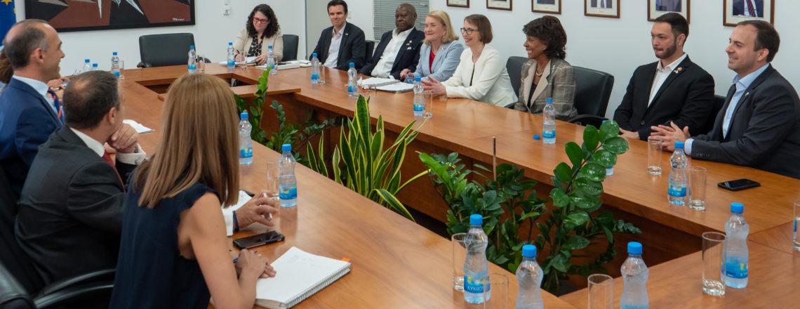 U.S. Congressional Delegation visit to Cyprus