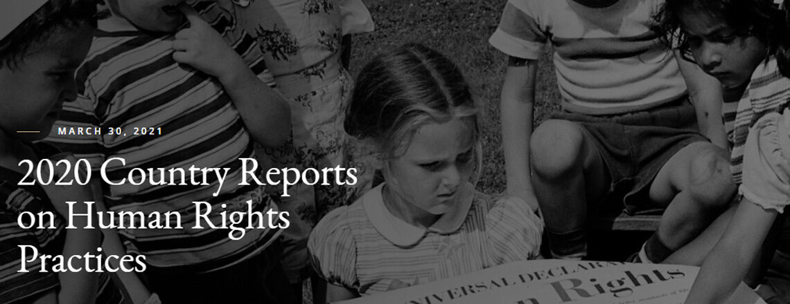 2020 Country Reports on Human Rights Practices