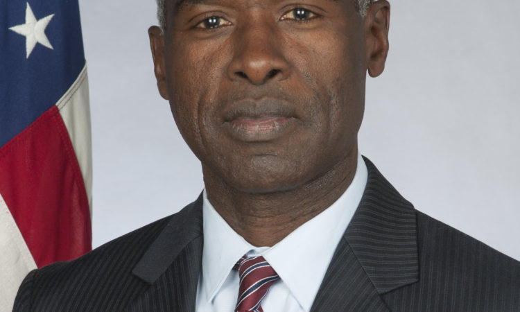Ambassador Tulinabo S. Mushingi