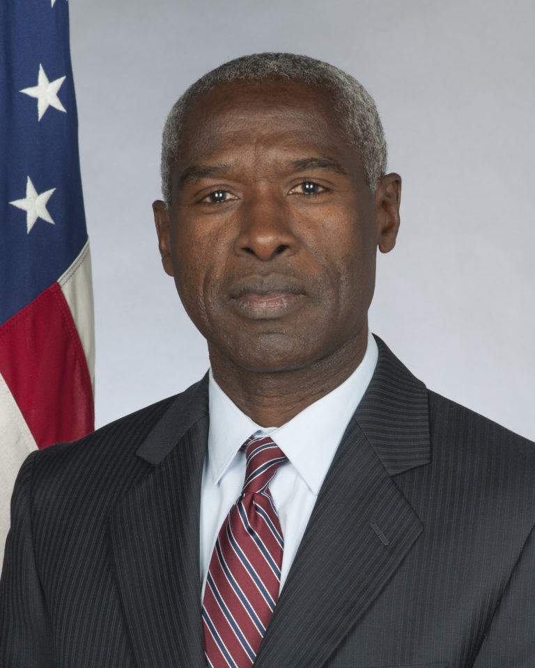 Photo of Ambassador Tulinabo S. Mushingi