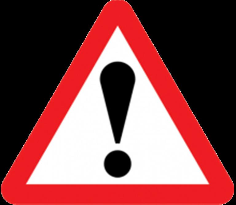 Image result for wARNING SIGN