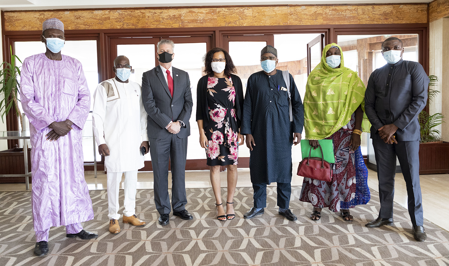 CDA FitzPatrick participates at the Kanuri but not Boko Haram event