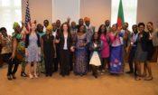 Cameroon Welcomes Returning Mandela Washington Fellows