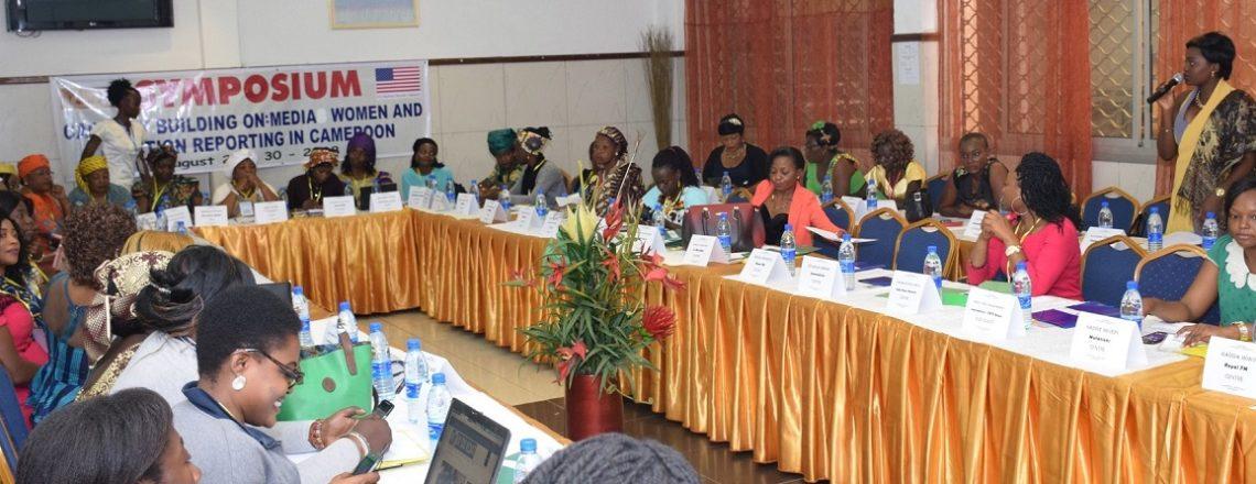Colloque national pour les femmes journalistes
