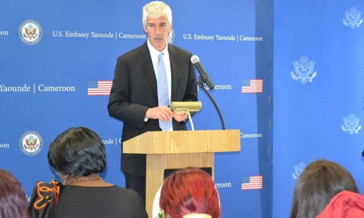 Ambassador Peter Barlerin