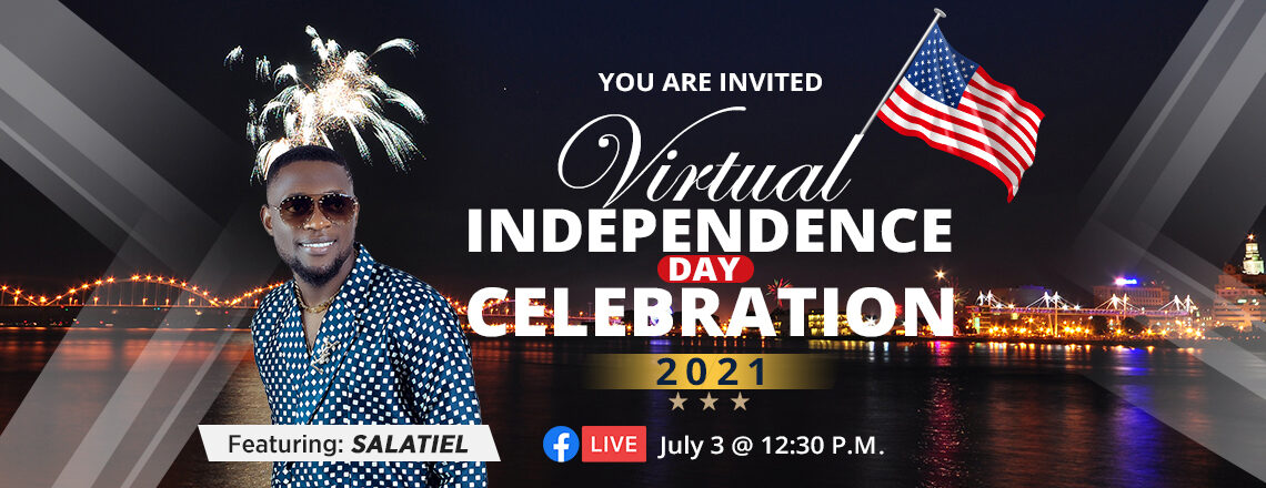Virtual Independence Day Celebration