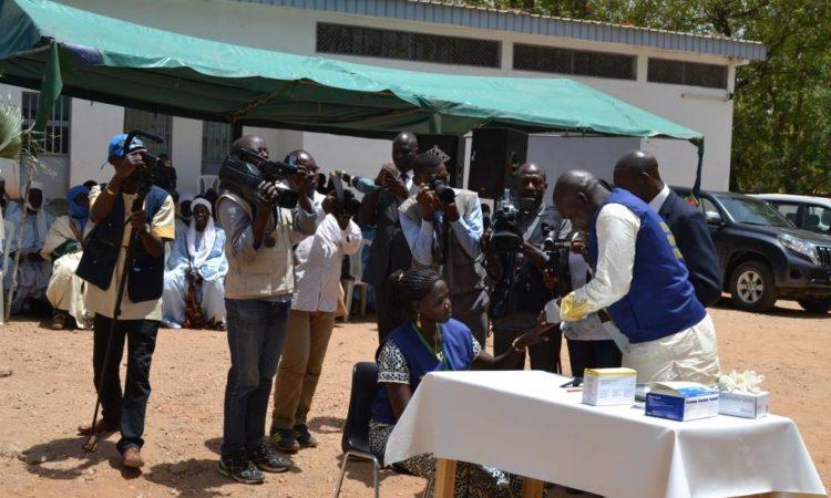 Rapid Malaria test - PMI