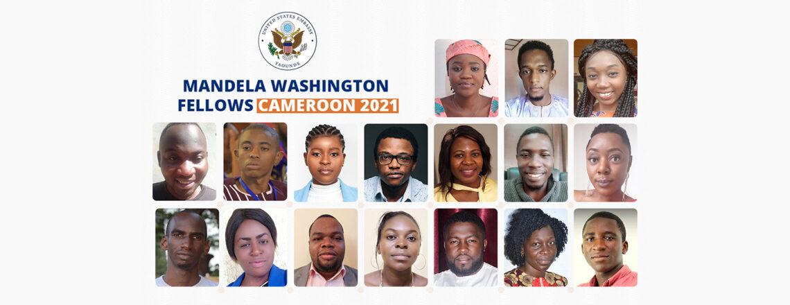 Cameroonian Young Leaders Embark on the 2021 Mandela Washington Fellowship