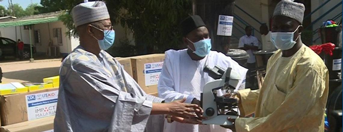 New U.S. Equipment Donations Will Advance Cameroon's Fight Against COVID-19, Malaria