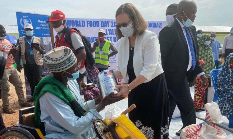 world Food Day Ceremony