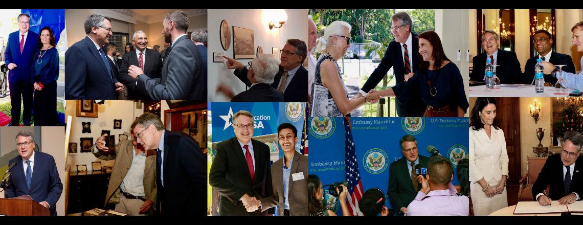 Ambassador David Reimer