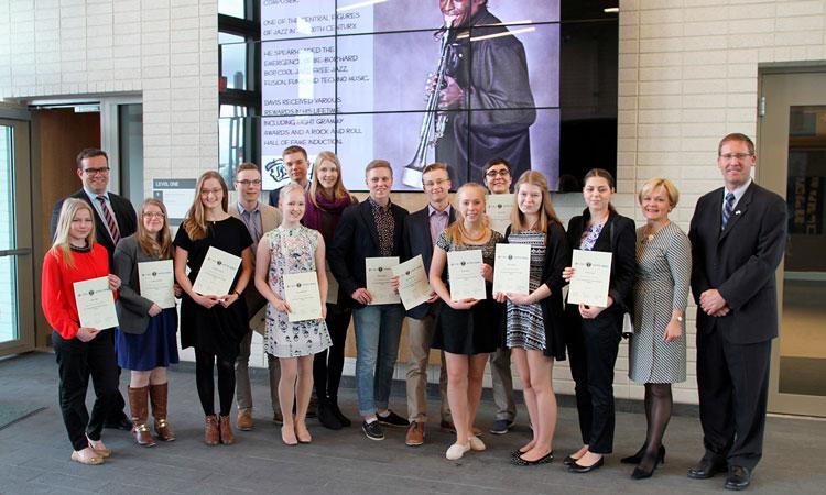 Young Ambassadors 2015 (© State Dept.)