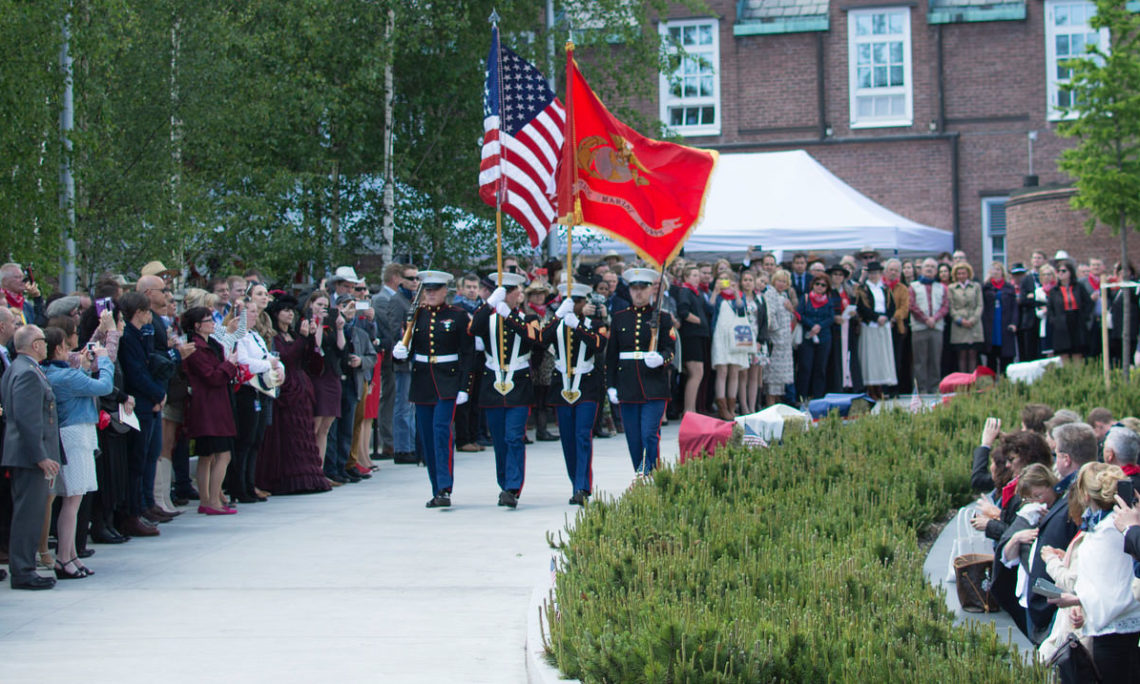 U.S. Embassy in Helsinki Celebrates the 239th Independence Day of the United States (© State Dept.)