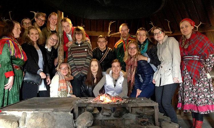U.S. Embassy's Arctic Alumni (© State Dept.)