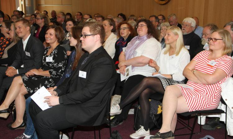 Seminar audience (© State Dept.)