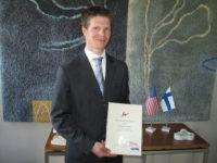 ARC Grant 2009 Winner (© State Dept.)