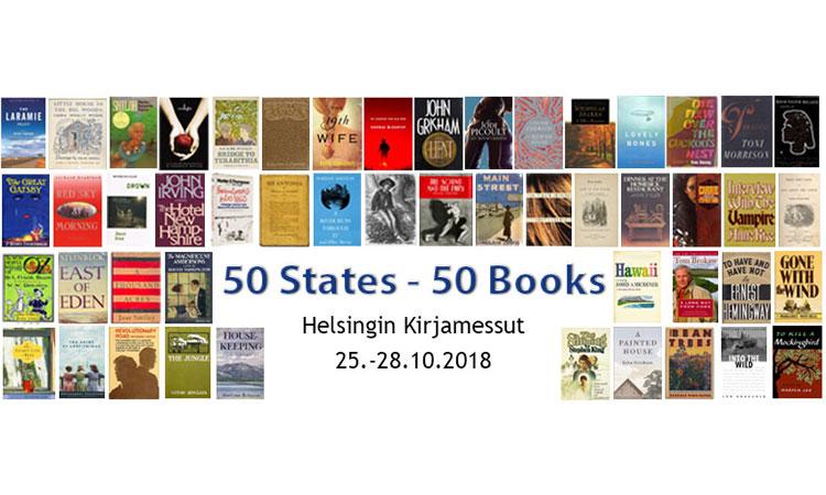 50 states - 50 books