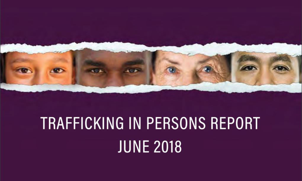 The 2018 Trafficking in Persons Report | U S  Embassy in Finland