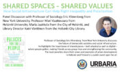 """Shared Spaces - Shared Values"" (© State Dept.)"