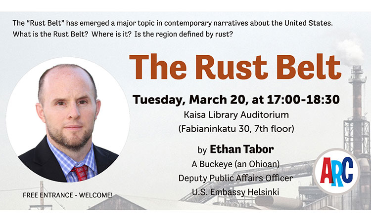 Rust Belt flyer (@ State Dept.)