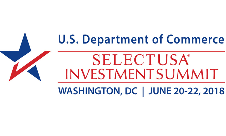 SelectUSA 2018 logo