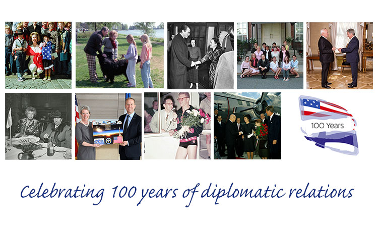 100 Years - 100 Photos (© State Dept.)
