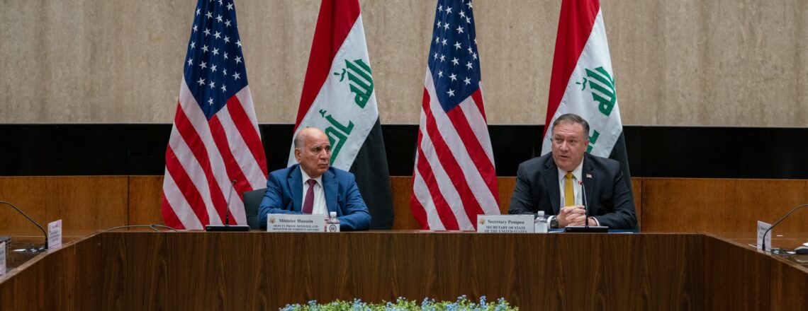 U.S. Announces Humanitarian Assistance for Iraq