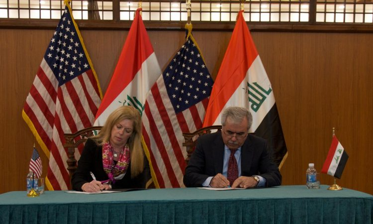 U.S. Embassy Announces First-Step in $1 Billion Sovereign Loan Guarantee for Iraq