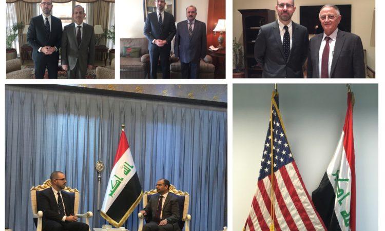 Special Advisor to the U.S. Secretary of State for Religious Minorities