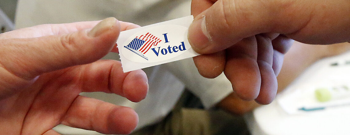 Voting in 2020 U.S. Elections