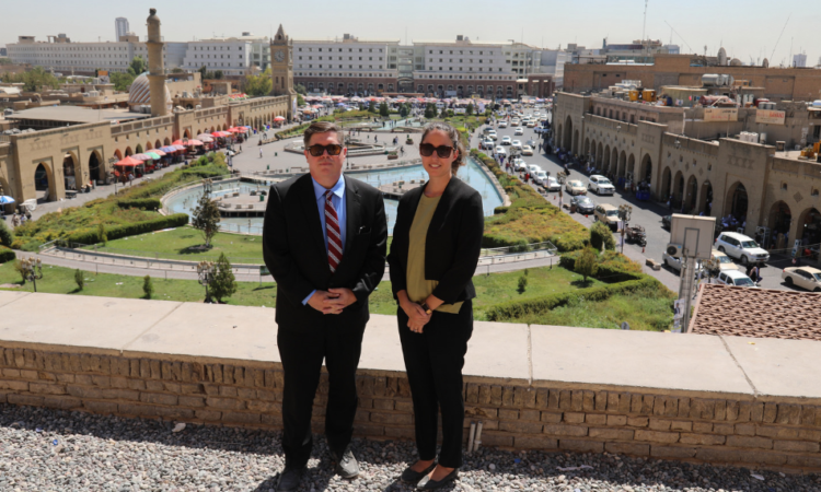 U S  Consulate Erbil | U S  Embassy & Consulates in Iraq