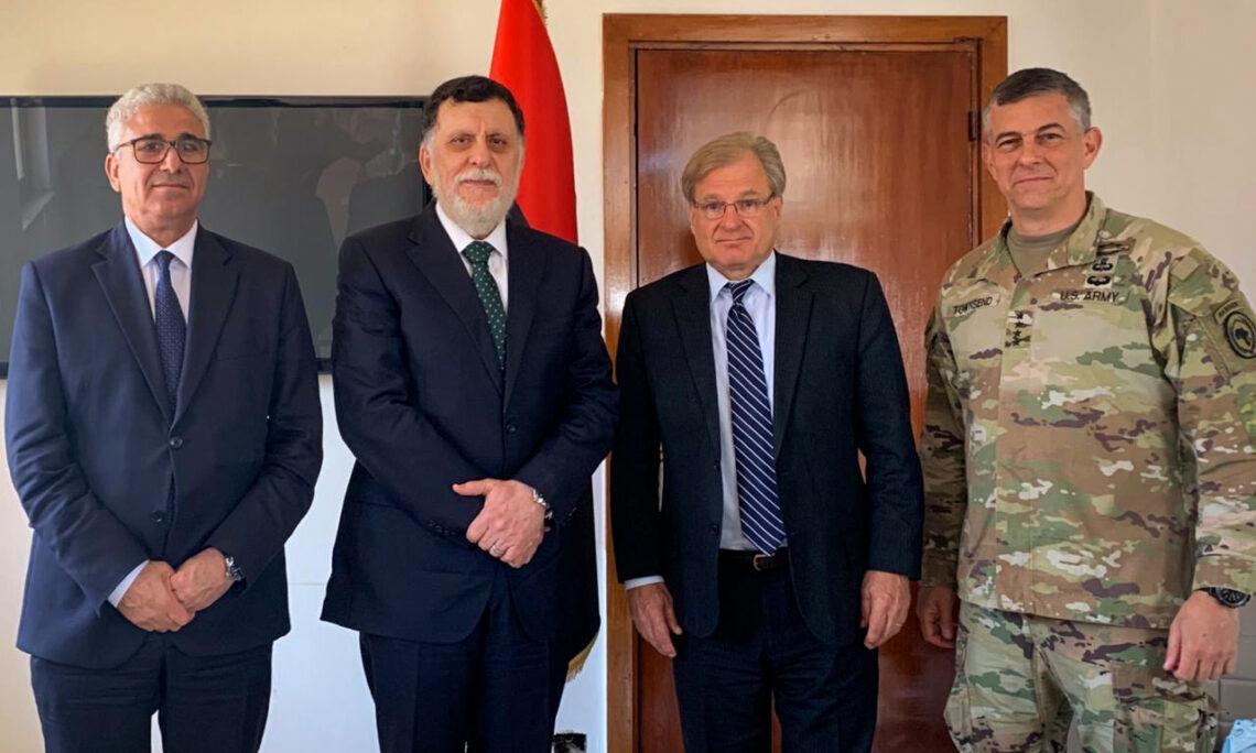 Ambassador Norland in Libya