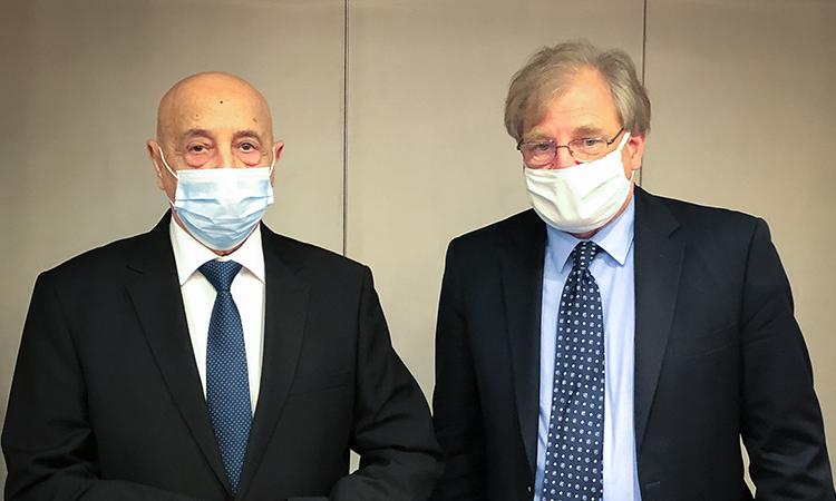 حول زيارة السفير نورلاند إلى القاهرة | سفارة الولايات المتحدة في ليبيا