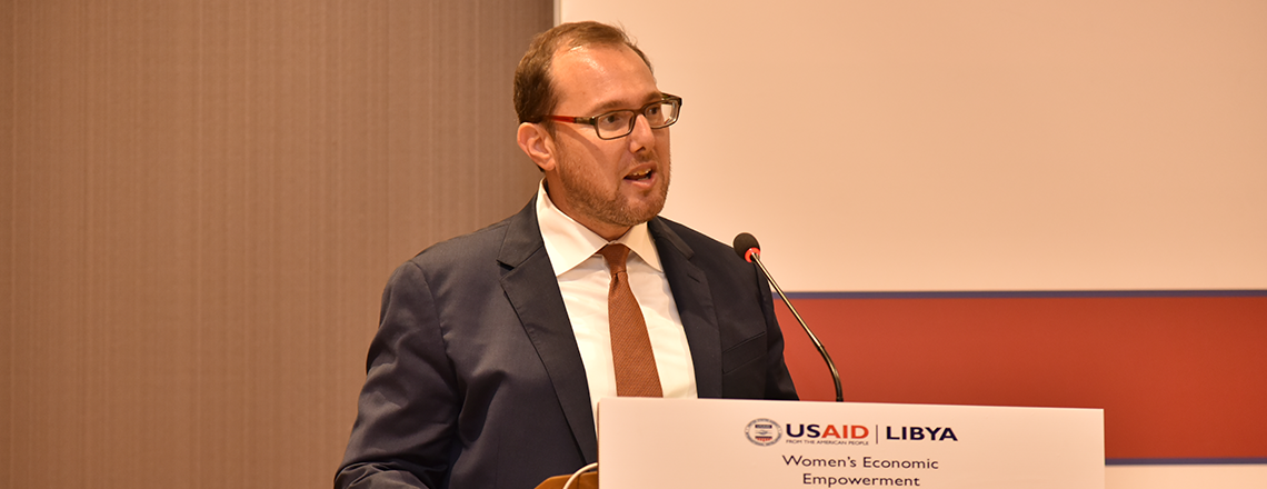 Chargé d'Affaires a.i. Josh Harris' remarks at Women's Economic Empowerment Conference