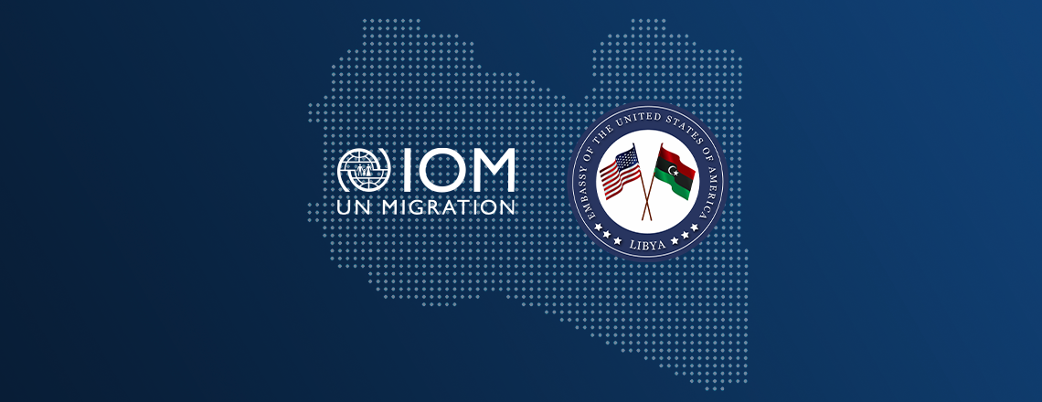 IOM Director Briefs U.S. Ambassador on Support to Libyan Health and Local Authorities
