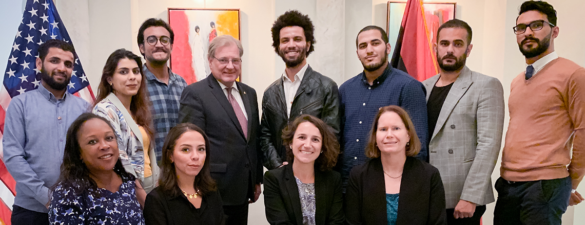 The U.S. Embassy to Libya accepting applications for the 2020 YES  and MEPI scholarships