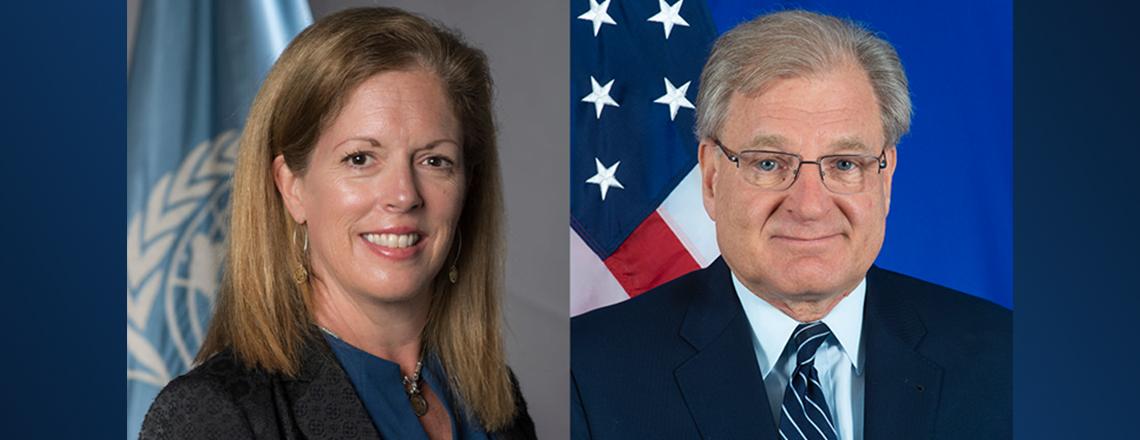 Ambassador Norland Reaffirms U.S. Support for Libyan Political Dialogue Forum
