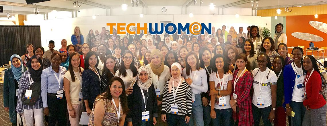 The TechWomen Program is now open for applications!