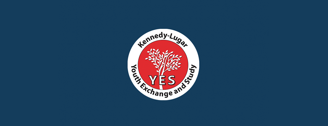 Call for Applications: The Kennedy-Lugar Youth Exchange and Study (YES)