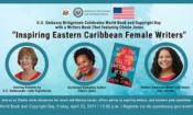 Arts Envoy Webinar – Writers Book Chat with Cherie Jones (1)